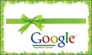 Pagerank update 6 decembrie 2013